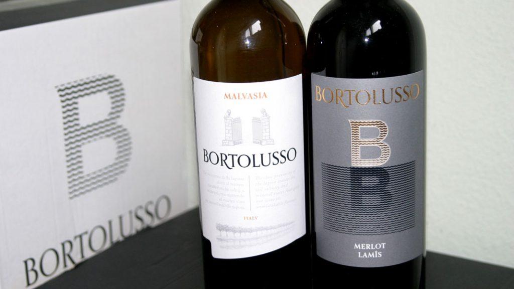 Bortolusso Wein - Merlot und Malvasia - goodstuff AlpeAdria - © Gustav Schatzmayr