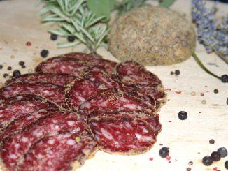 Pitina - Peta - Petuccia - Spezialität aus Friaul - goodstuff AlpeAdria - © Gustav Schatzmayr