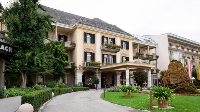 Hotel Warmbaderhof in Villach, Kärnten - © Hermann Henzl