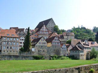 Schwäbisch Hall - Stadtansicht - goodstuff AlpeAdria