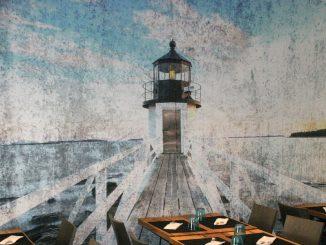 Leuchtturm im Mandracchio, Grado - goodstuff AlpeAdria
