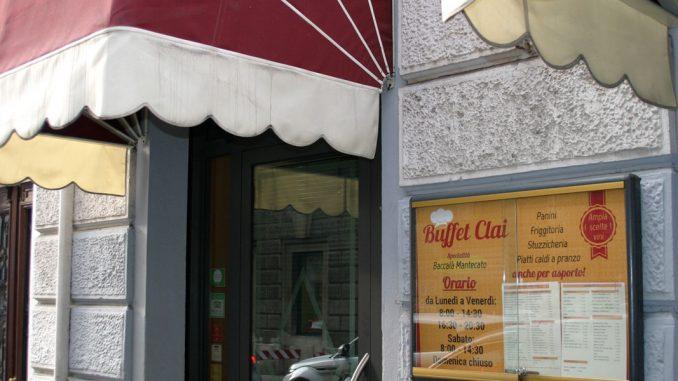 Buffet Clai in Triest, Italien - goodstuff AlpeAdria