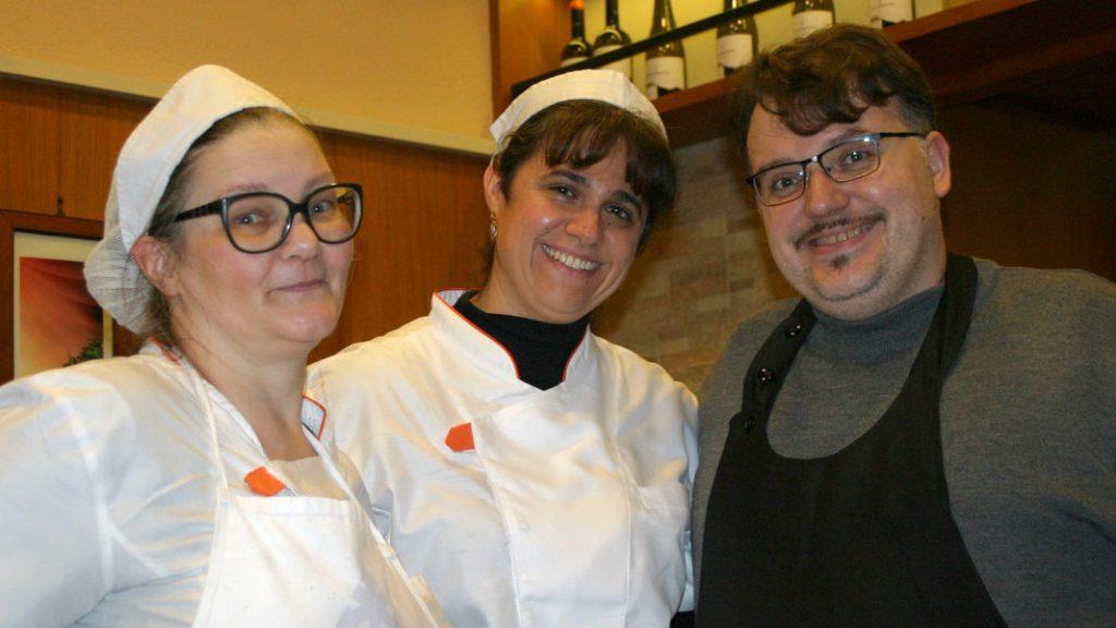 Erica, Daniela und Massimiliano Clai - goodstuff AlpeAdria