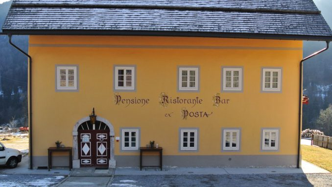 Ristorante Ex Posta in Tarvis, Italien - goodstuff AlpeAdria