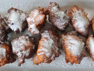 Fritole mit Ricotta - goodstuff AlpeAdria