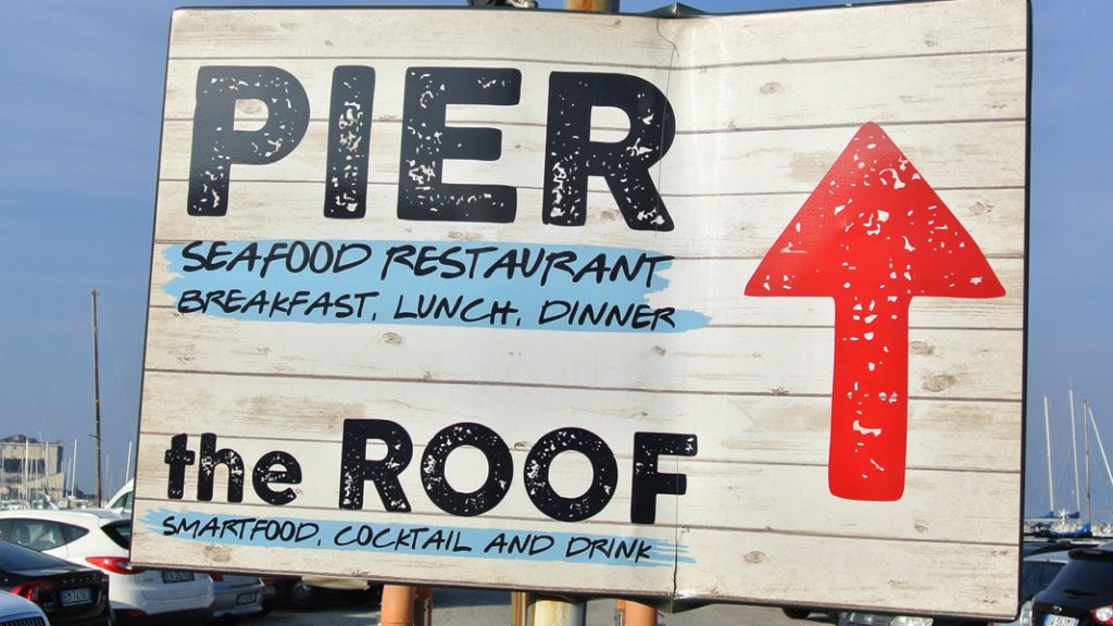 Pier the Roof - goodstuff AlpeAdria