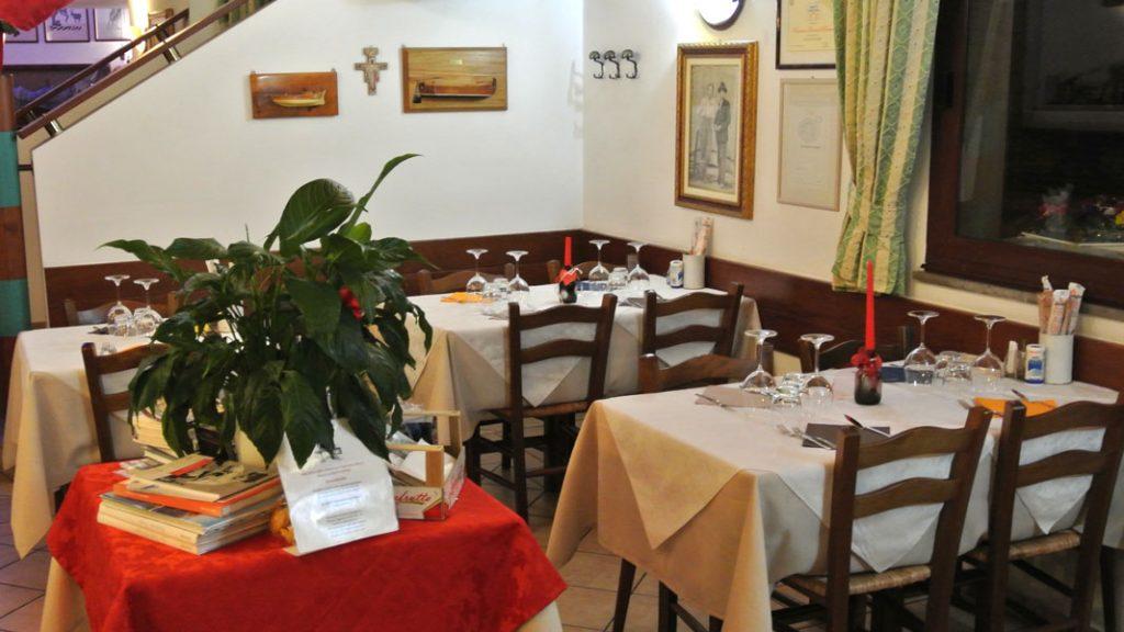in der Taverna Al Pescatore - goodstuff AlpeAdria
