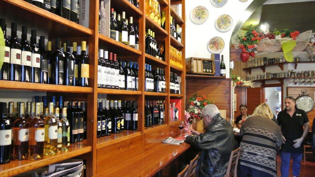 Im Buffet L'Approdo - goodstuff AlpeAdria