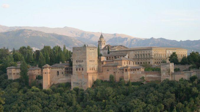 Alhambra in Granada, Spanien - goodstuff AlpeAdria