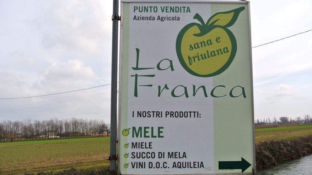 La Franca - Punto Vendita - goodstuff AlpeAdria