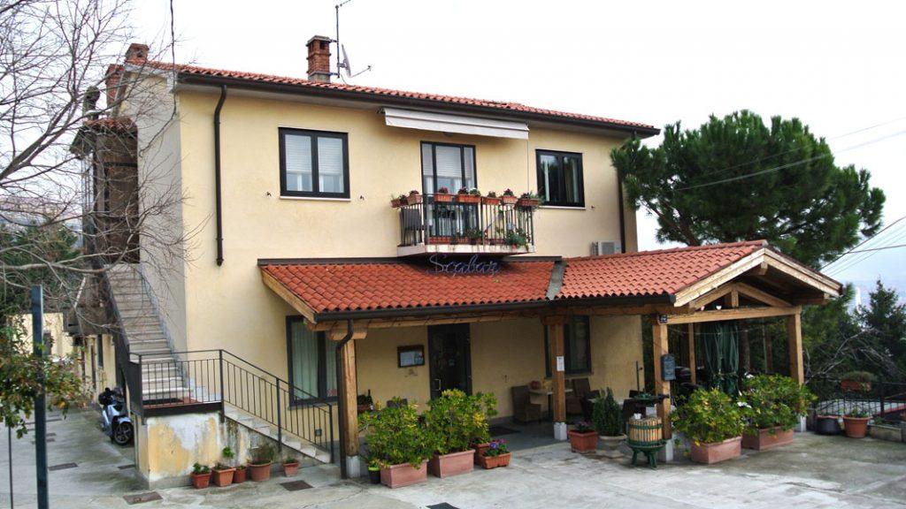 Ristorante Scabar in Triest, Italien - goodstuff AlpeAdria
