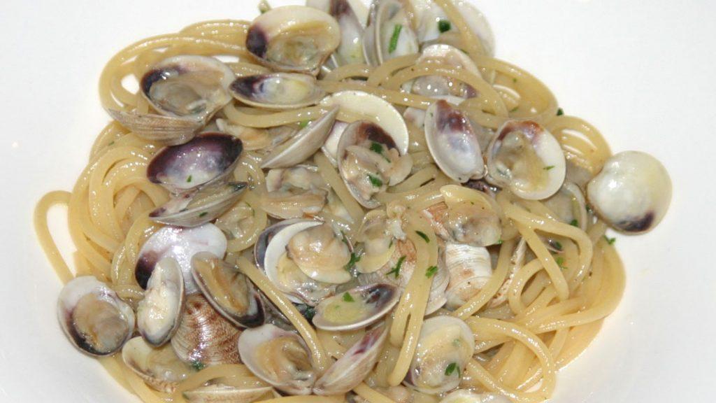 Spaghetti Vongole - goodstuff AlpeAdria