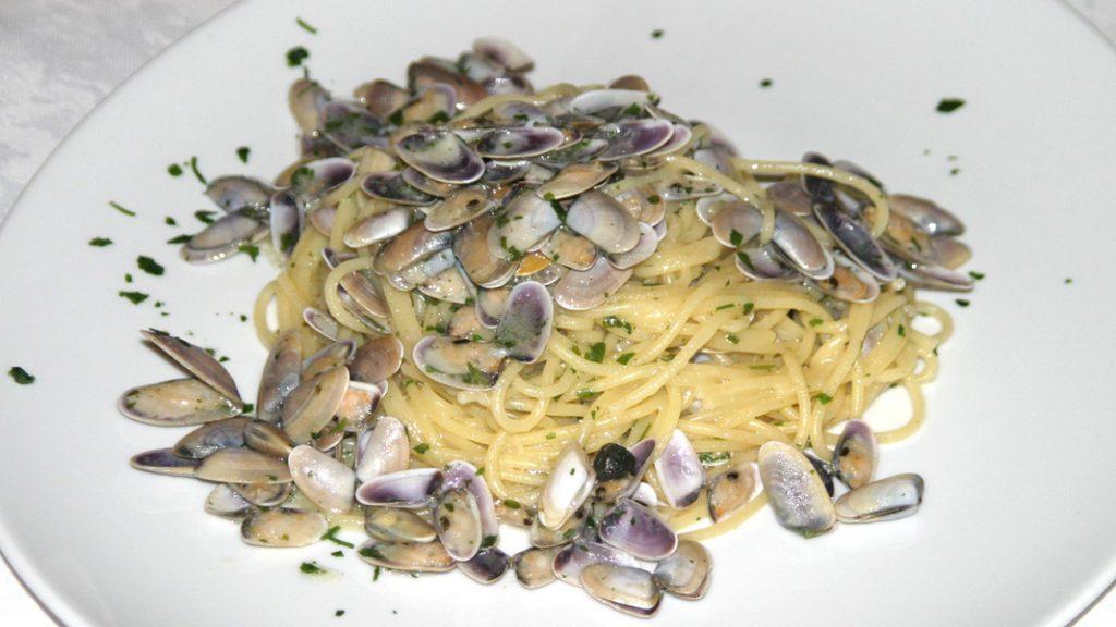 Spaghetti alle Telline - goodstuff AlpeAdria