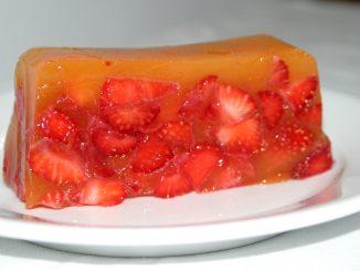Erdbeersulze - goodstuff AlpeAdria