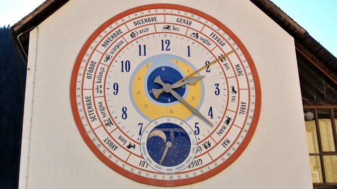 Großer Kalender in Pesariis, Italien - goodstuff AlpeAdria