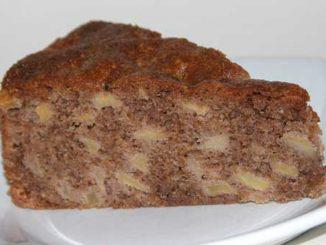 Apfeltorte mit Kakao - goodstuff AlpeAdria