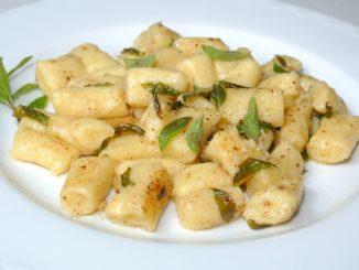 Gnocchi mit Zitronenverbene - goodstuff AlpeAdria