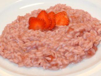 Erdbeerrisotto - goodstuff AlpeAdria