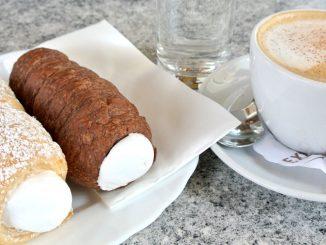 Schaumrollen und Kaffee - goodstuff AlpeAdria