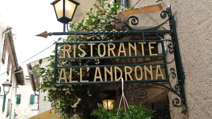 Tavernetta all'Androna in Grado, Italien - goodstuff AlpeAdria