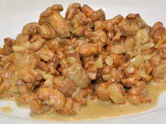 Eierschwammerl-Curry - goodstuff AlpeAdria