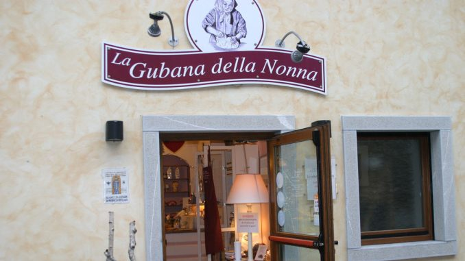 La Gubana della Nonna - goodstuff AlpeAdria