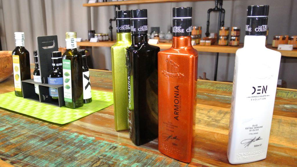 Olivenöle - Strong Fellow - True Taste - goodstuff AlpeAdria
