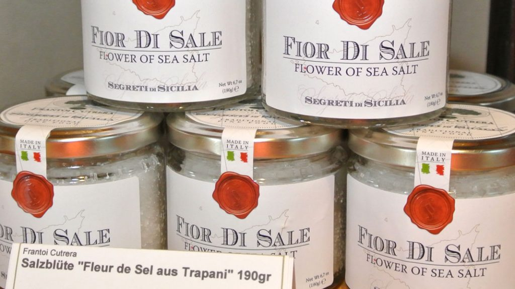 Salzblüte - Fior di Sale - goodstuff AlpeAdria