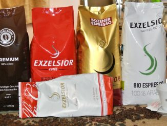 Exzelsior Kaffee - goodstuff AlpeAdria