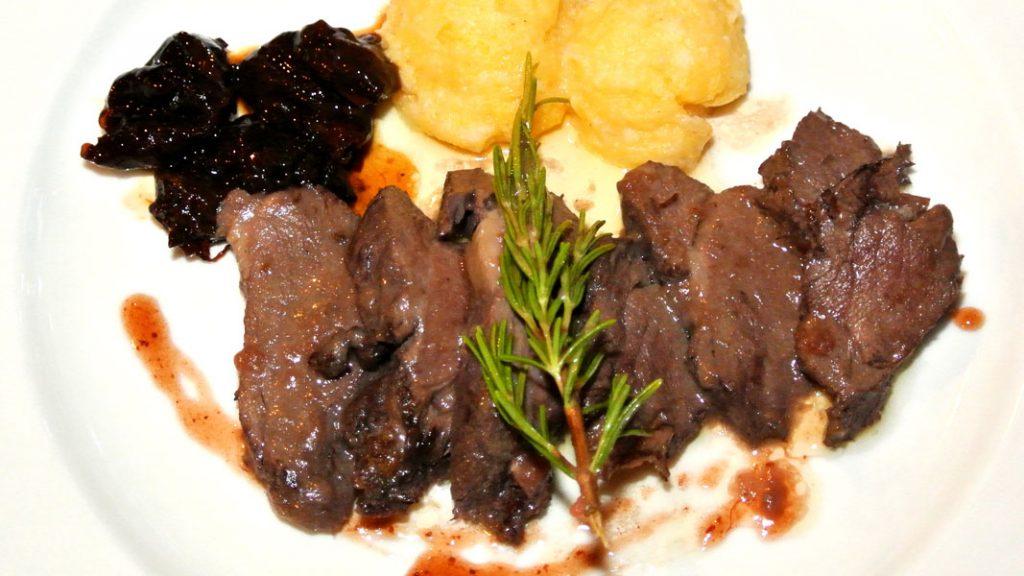 Filetto di Cinghiale / Wildschwein - goodstuff AlpeAdria