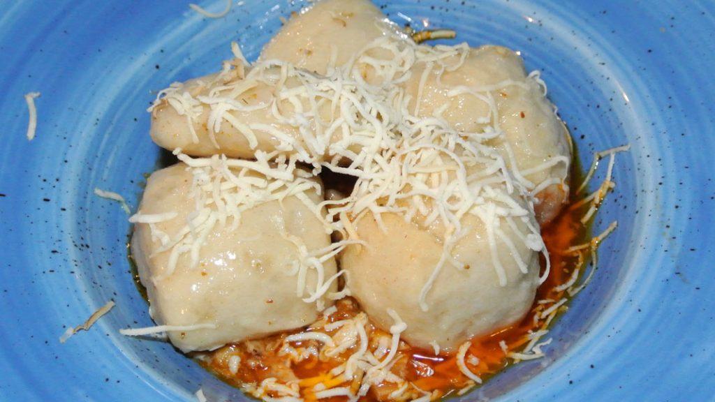 Gnocchi di Pasta lievitata con Coniglio - goodstuff AlpeAdria