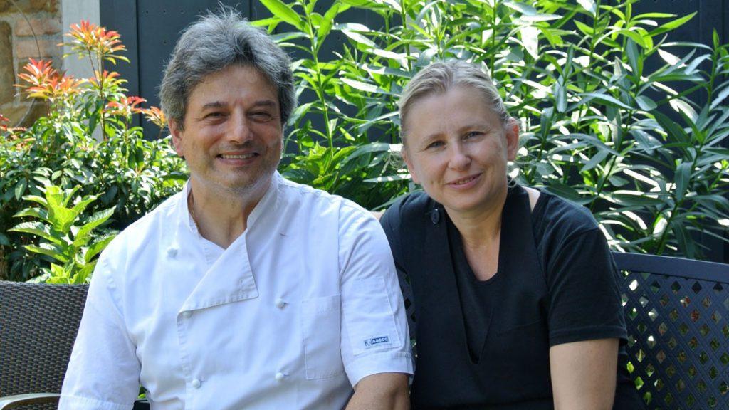 Patrizio und Claudia - goodstuff AlpeAdria