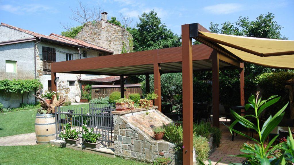 Terrasse - Trattoria Al Piave - goodstuff AlpeAdria