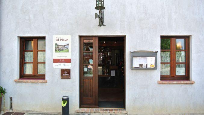 Trattoria Al Piave - goodstuff AlpeAdria