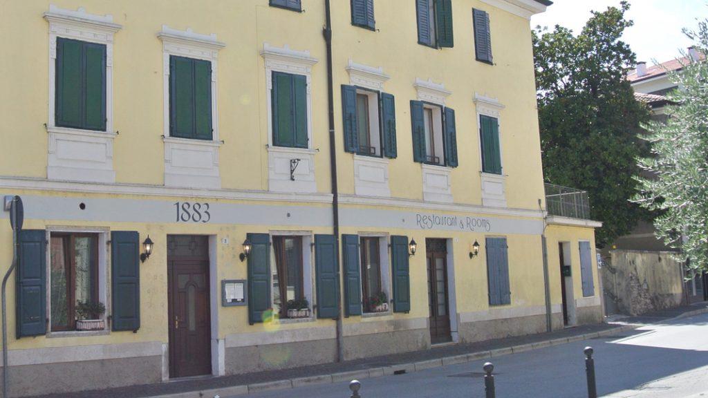 1883 Restaurant & Rooms in Cervignano del Friuli - goodstuff AlpeAdria