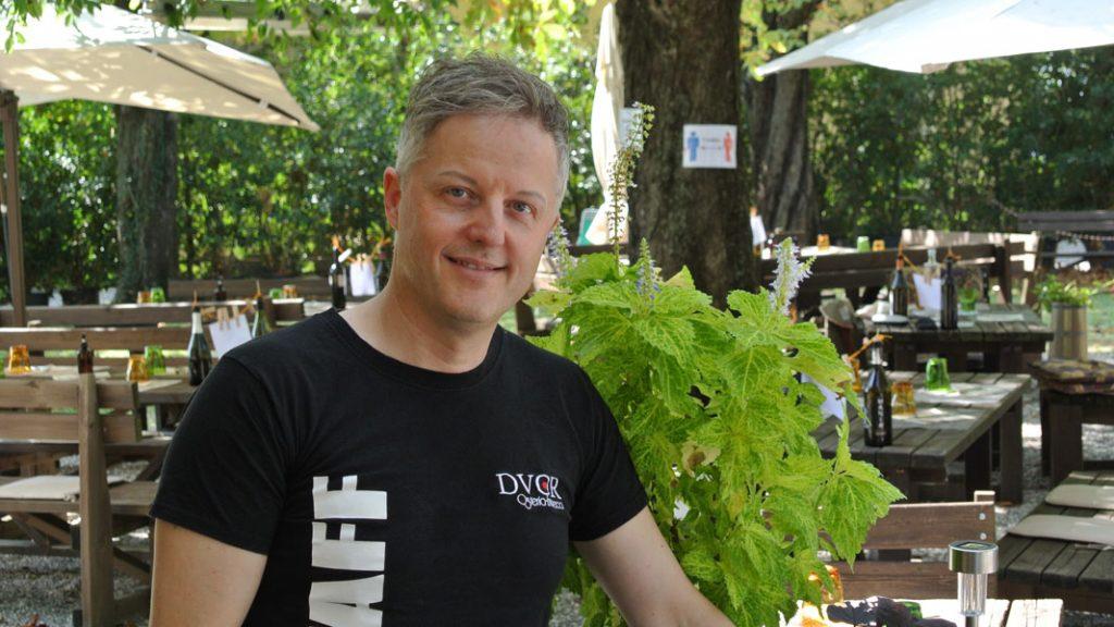 Drago Viler - Chef und Patron - goodstuff AlpeAdria