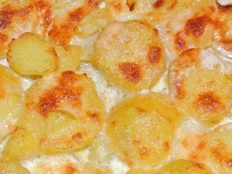 Kartoffeln mit Obers - goodstuff AlpeAdria