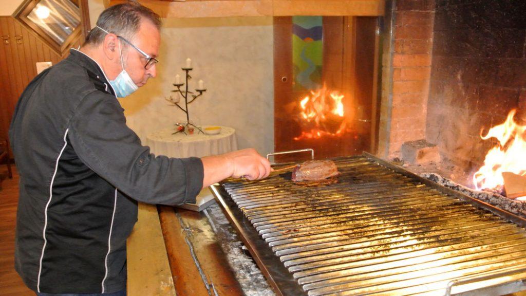 Maestro Ferreghini am Grill - goodstuff AlpeAdria
