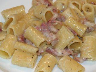 Pasta gricia - goodstuff AlpeAdria