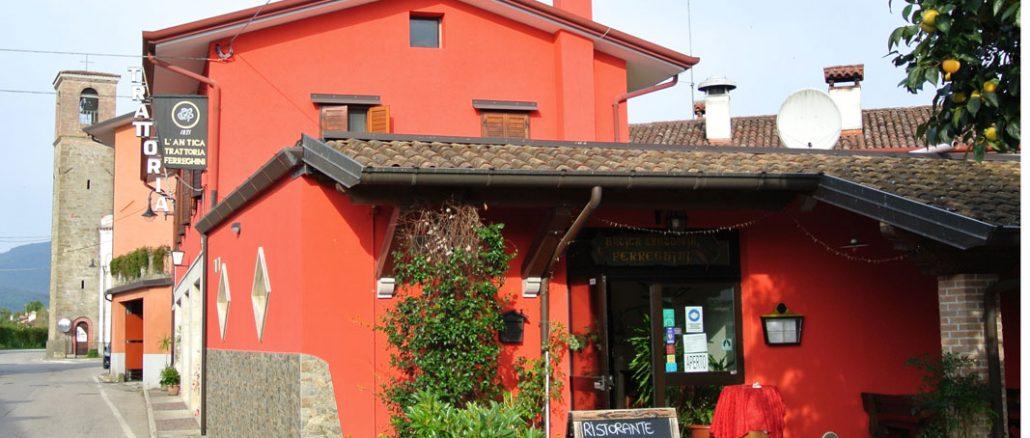 L'Antica Trattoria Ferreghini in Dolegna del Collio - goodstuff AlpeAdria