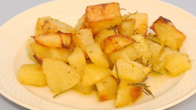 Bratkartoffeln mit Rosmarin - goodstuff AlpeAdria