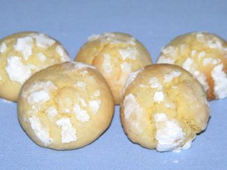 Biscotti morbidi al Limone - goodstuff AlpeAdria