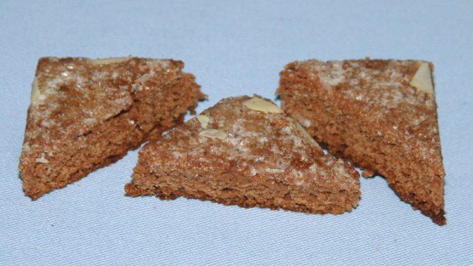 Lebkuchenschnitten - goodstuff AlpeAdria