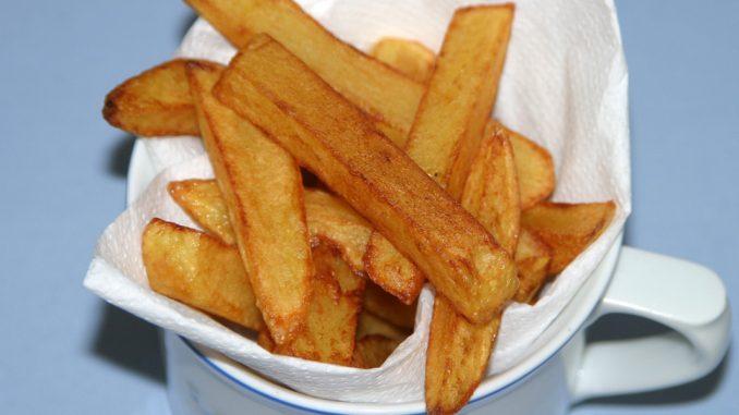 Pommes frites -goodstuff AlpeAdria