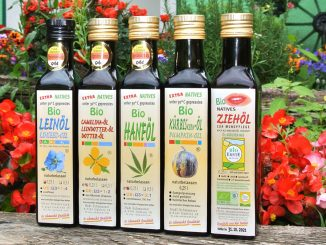Bio-Öle von Hudl-Schmautzer in Gablern, Kärnten - goodstuff AlpeAdria