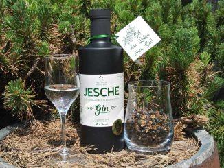 Jesche London Dry Gin - goodstuff AlpeAdria