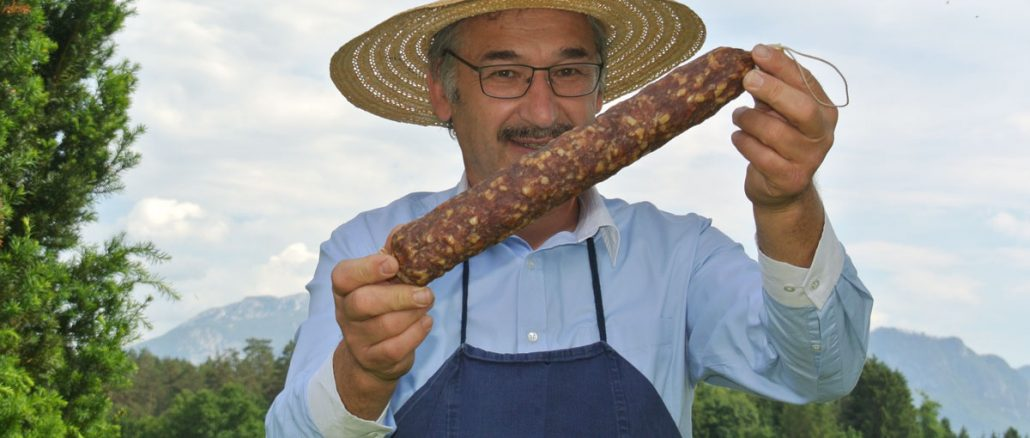 Stefan Pototschnig - Jauntaler Salami - goodstuff AlpeAdria