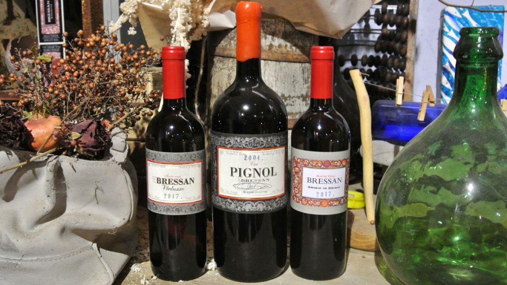Bressan Mastri Vinai - Weinauswahl - goodstuff AlpeAdria