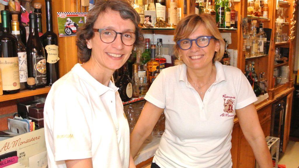 Cristina und Donatella Pavan - goodstuff AlpeAdria