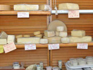 Käse, Ricotta, Joghurt - goodstuff AlpeAdria